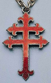 Croce patriarcale